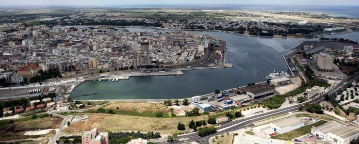 Il porto interno